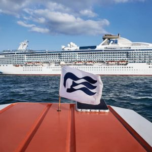 Princess Cruises 2022 World Cruise Roundtrip from Auckland