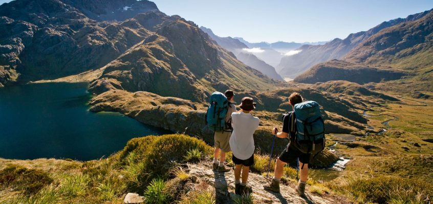 Routeburn Track and Queenstown Experiences Holidays