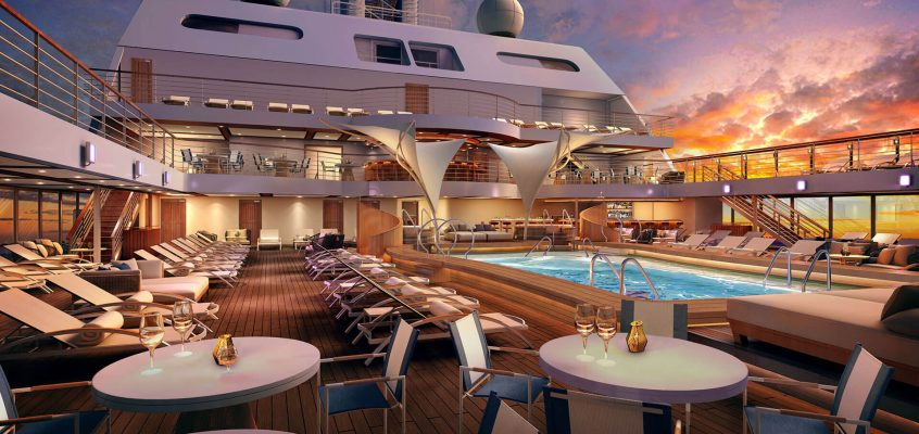 Reviewing the Luxury Cruise Lines of the Mediterranean