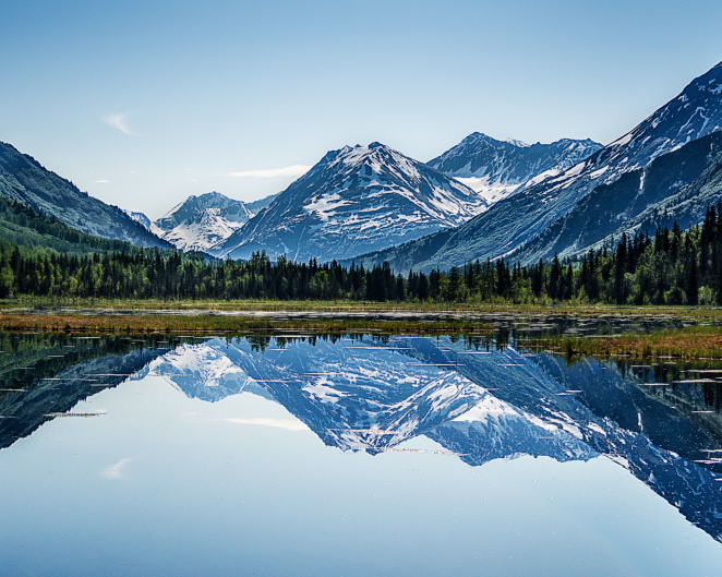 North to Alaska for a Holiday