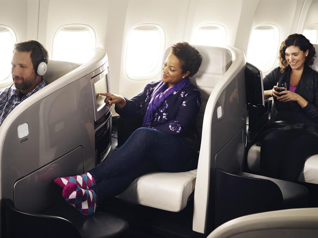 Business Premier Seat