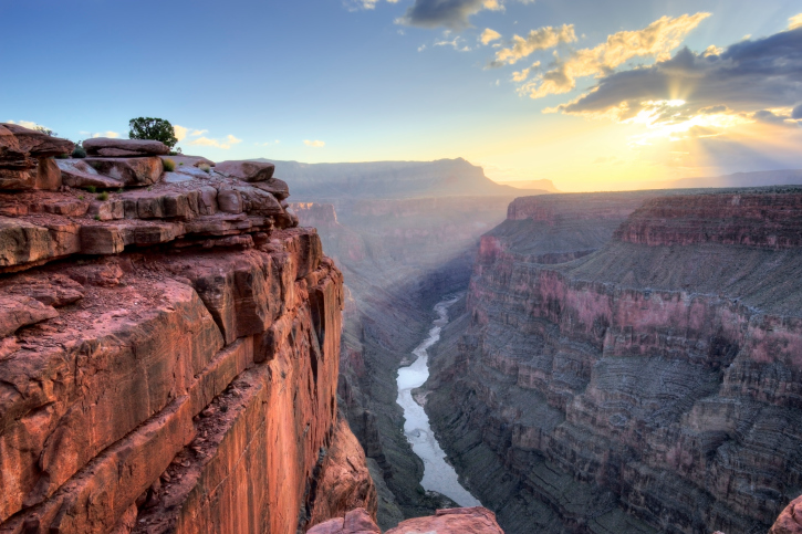 Visit the Breathtaking Scenery Of America's National Parks