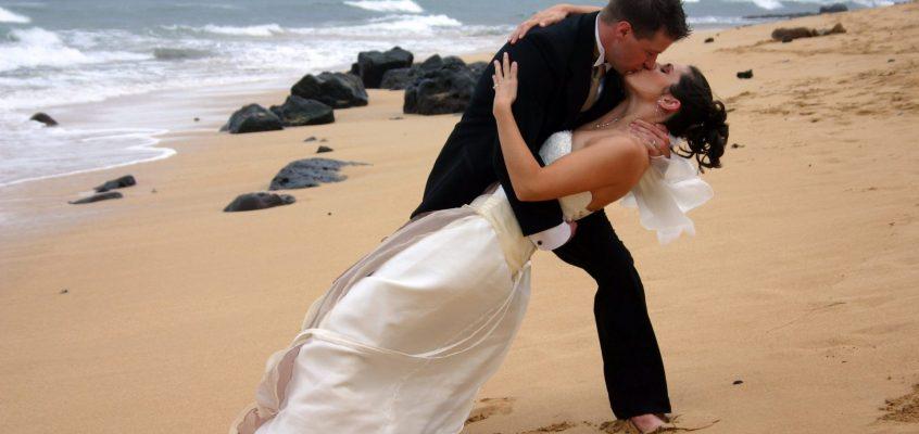 A Wedding and Honeymoon in Hawaii