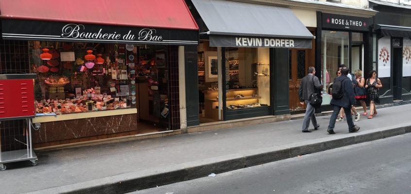 A Brief Visit to Paris to Join An Avalon River Cruise