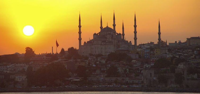 Postcard From Our Istanbul Holiday