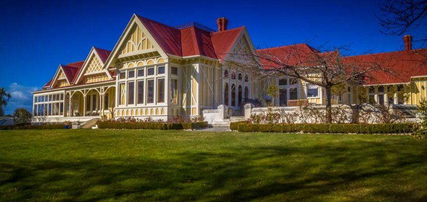 Pen-y-bryn Lodge Oamaru