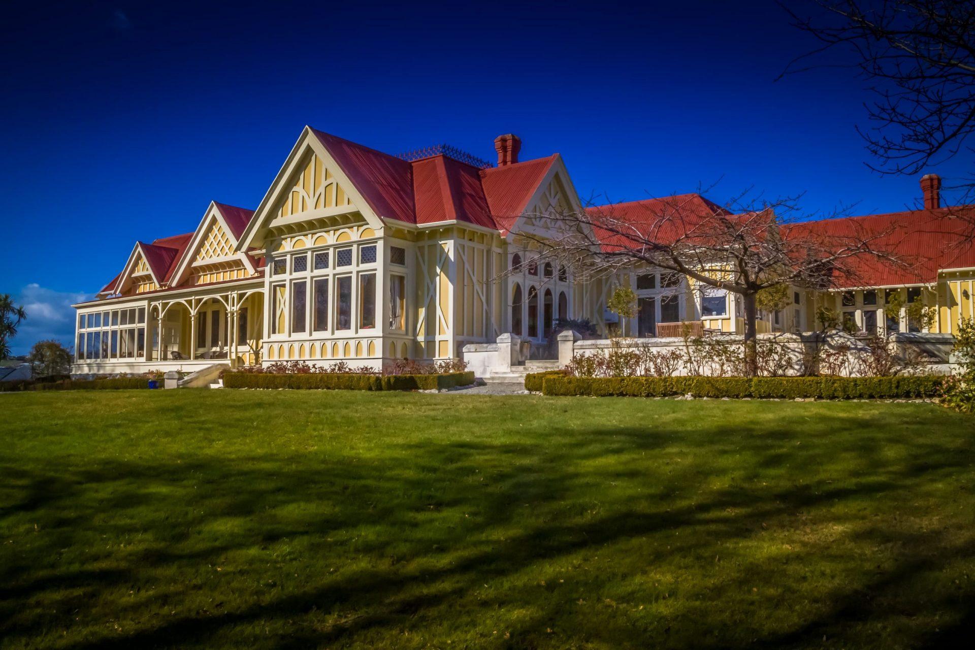 Pen-y-bryn Lodge Autumn (Comp)