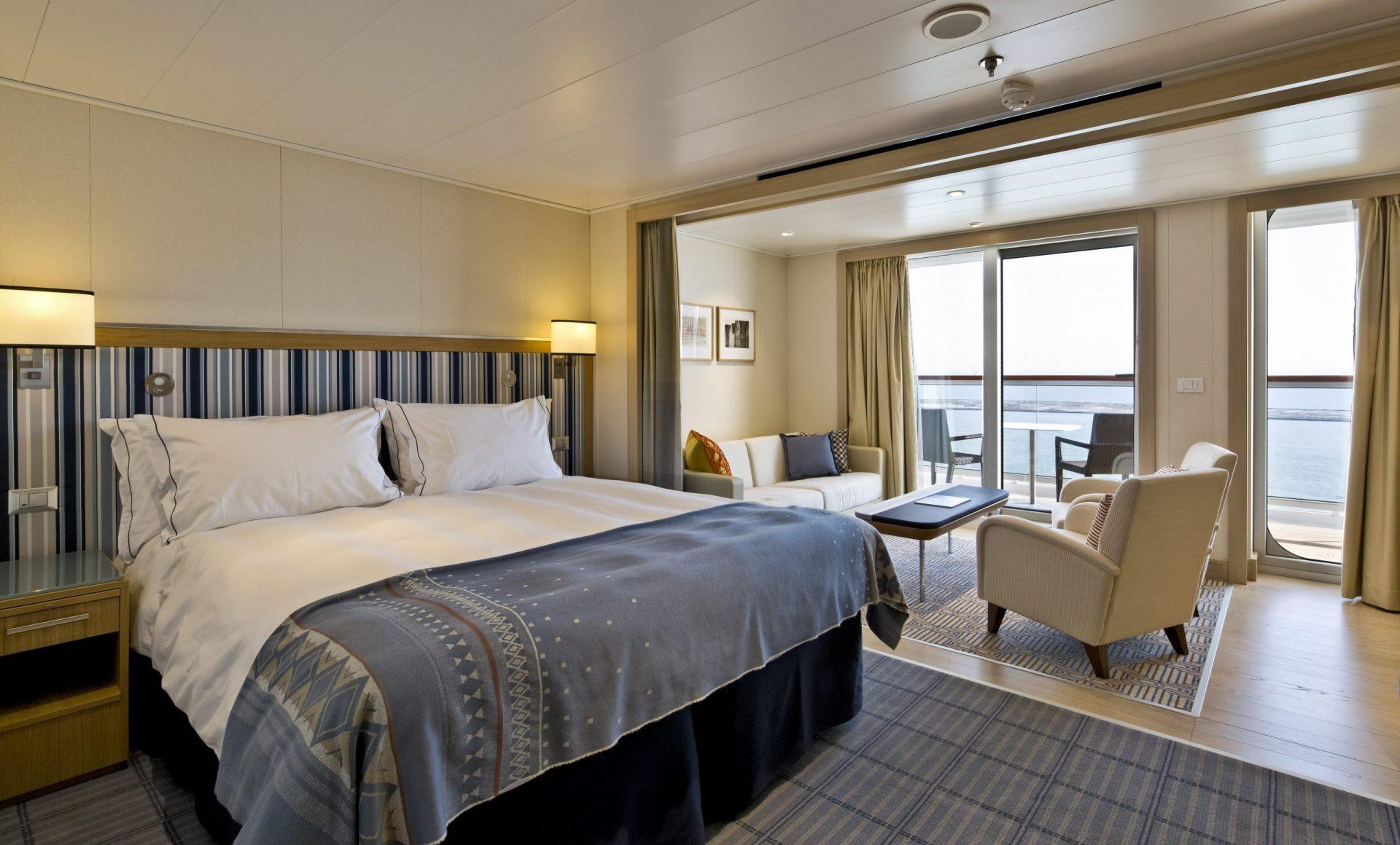 Viking Cruises Penthouse Junior Suite