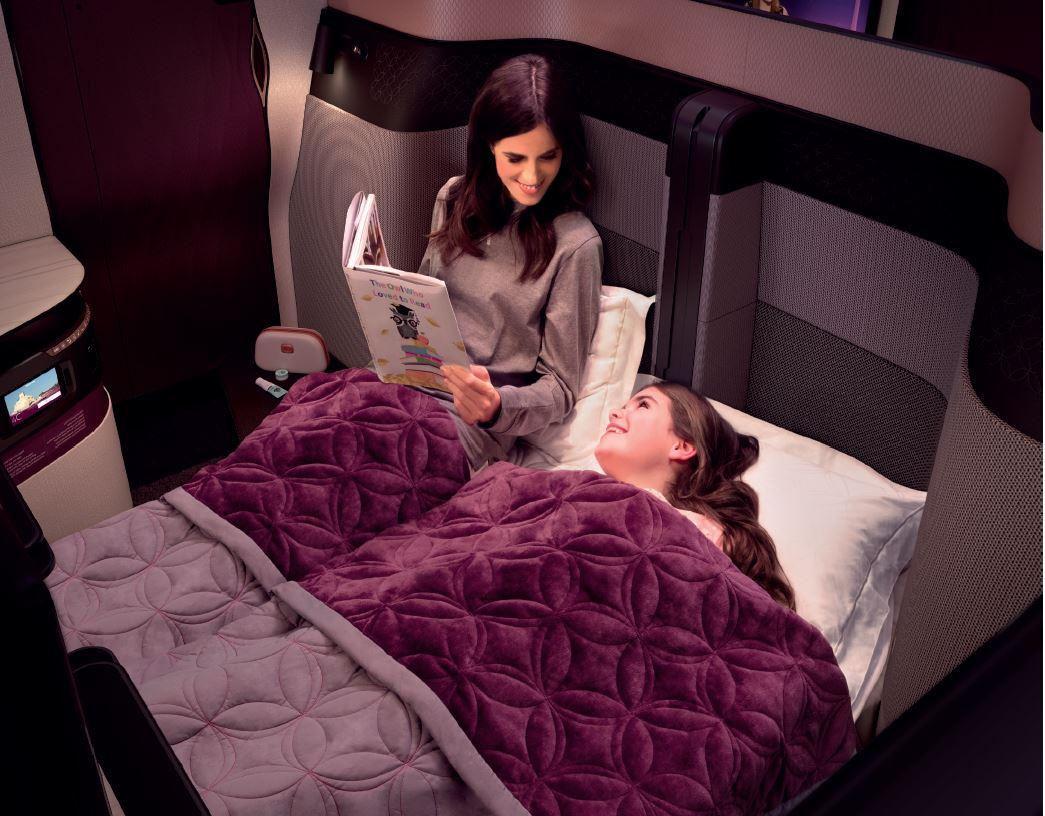 QSuite Double Bed