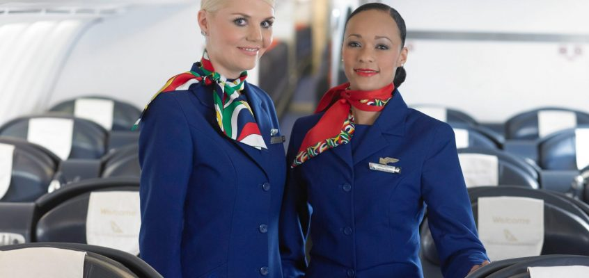 10 Minutes with South African Airways