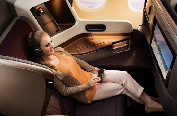5 Business Class Benefits Not to Overlook