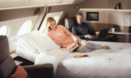 Singapore Airlines upgrades the A380 Business Class from October 2020