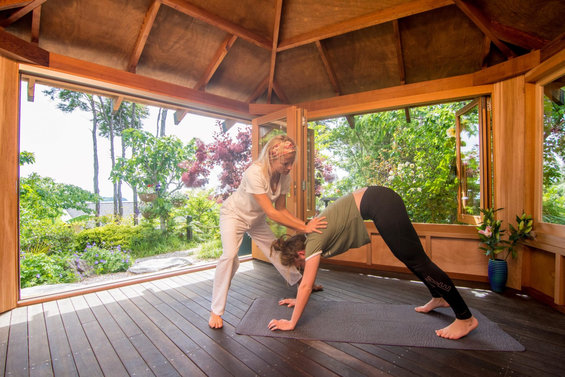 Split Apple Yoga Retreat