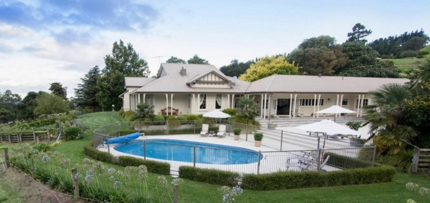 The Manse Luxury Lodge Hawkes Bay