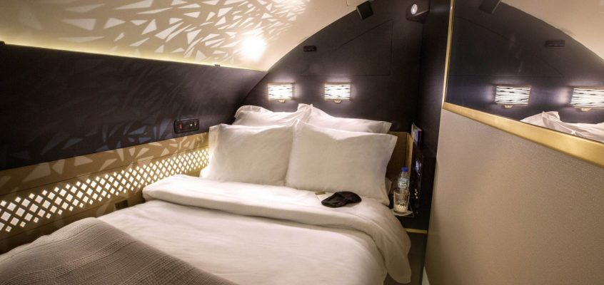 Etihad Airways First Class and Business Class to the UK and Europe