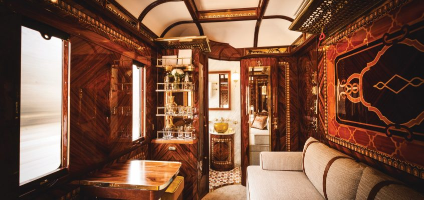 Discover the Finer Details of Venice Simplon-Orient-Express