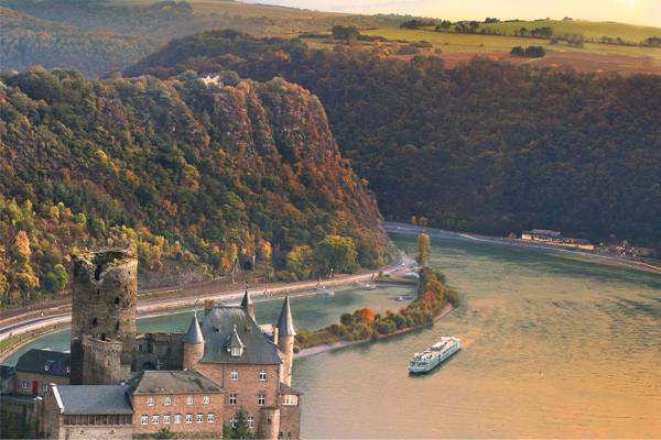 Save More When You Travel: Combine an Airfare and a European River Cruise