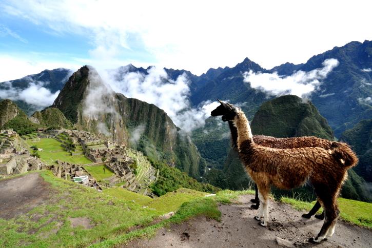Globus Legacy of the Incas Tour