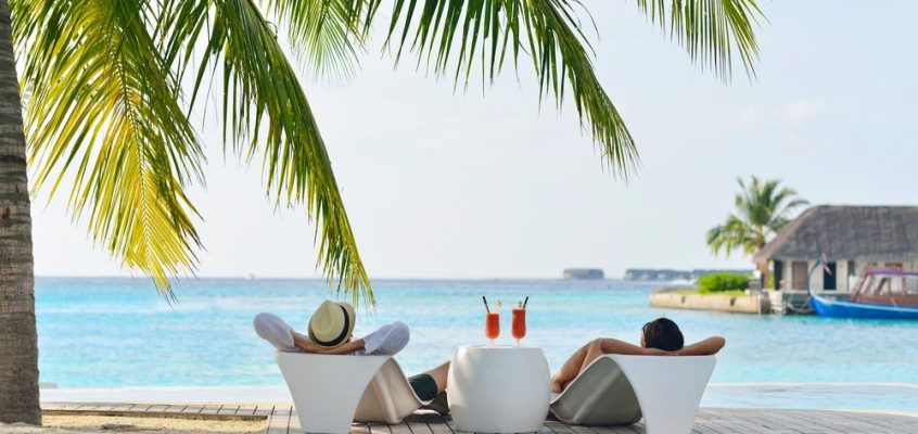 Beach Holiday Ideas in The Pacific