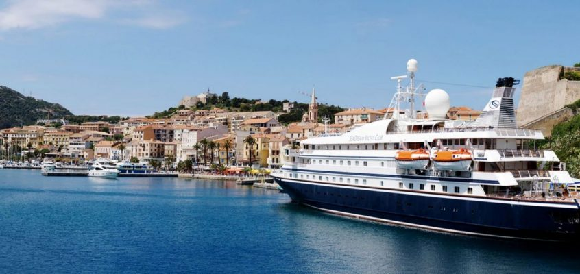 SeaDream Mediterranean Cruises and Small Ships