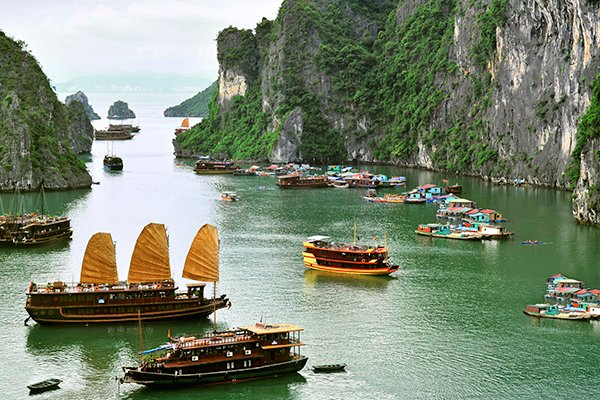 Plan Your Holiday in Vietnam